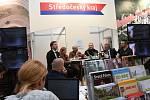 Středočeský Kraj na veletrhu cestovního ruchu Holiday World na Výstavišti v pražských Holešovicích.