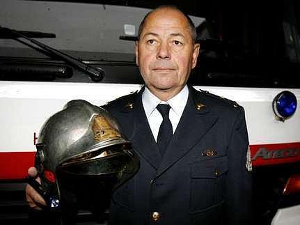 Jan Havrda zůstal povolání hasiče věrný celých 44 let.
