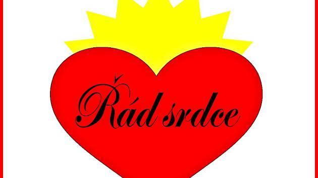 Logo projektu Řád srdce.