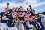 Prague Lions si zahrají Czech Bowl