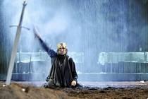 Hamlet v provedení berlínského souboru Schaubühne