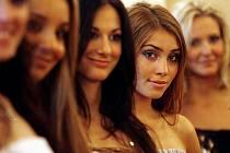 Finalistky Miss Praha Open 2010 se představily na pražském Žofíně novinářům.