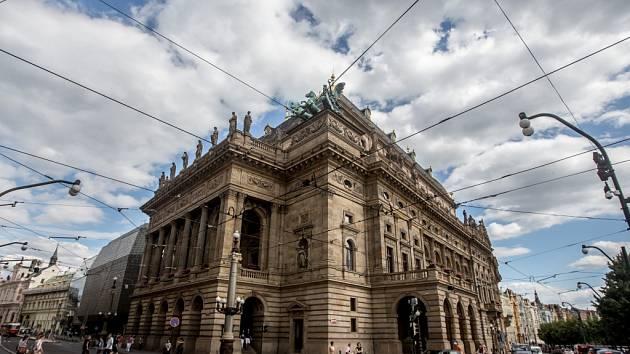 Národní divadlo. Ilustrační foto.