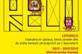 Leporelo - interaktivní výstava pro děti