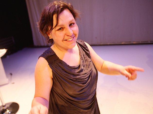 Adriana Světlíková, ředitelka divadelního festivalu Malá Inventura