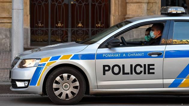 V Praze mají pokračovat kontroly dodržování opatření proti covid-19. Ilustrační foto.