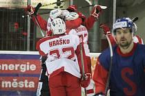 V základní části slávisté porazili soupeře z Českých Budějovic pouze jednou ze čtyř zápasů, v tom posledním 2:0 v sobotu 23. ledna 2016.