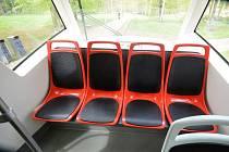 Tramvaj 14T po inovaci zkvalitní přepravu cestujících.