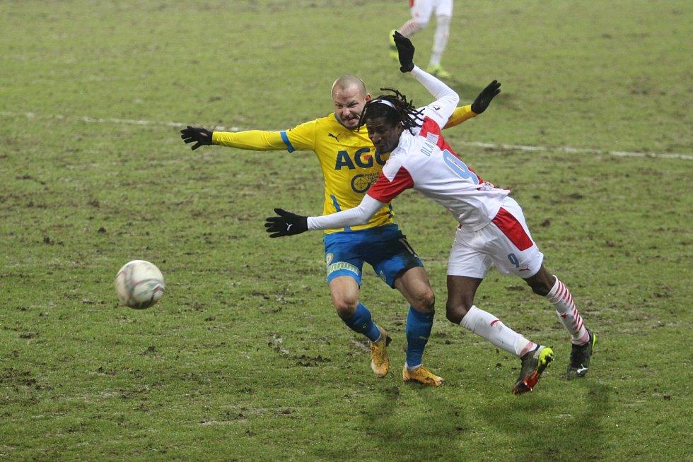 Slávistům se v Teplicích daří. Na Stínadlech neprohráli posledních šest ligových zápasů. Naposledy tam padli v létě roku 2014.
