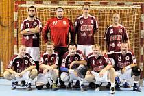 Házenkáři Sparty Praha pro sezonu 2011/2012