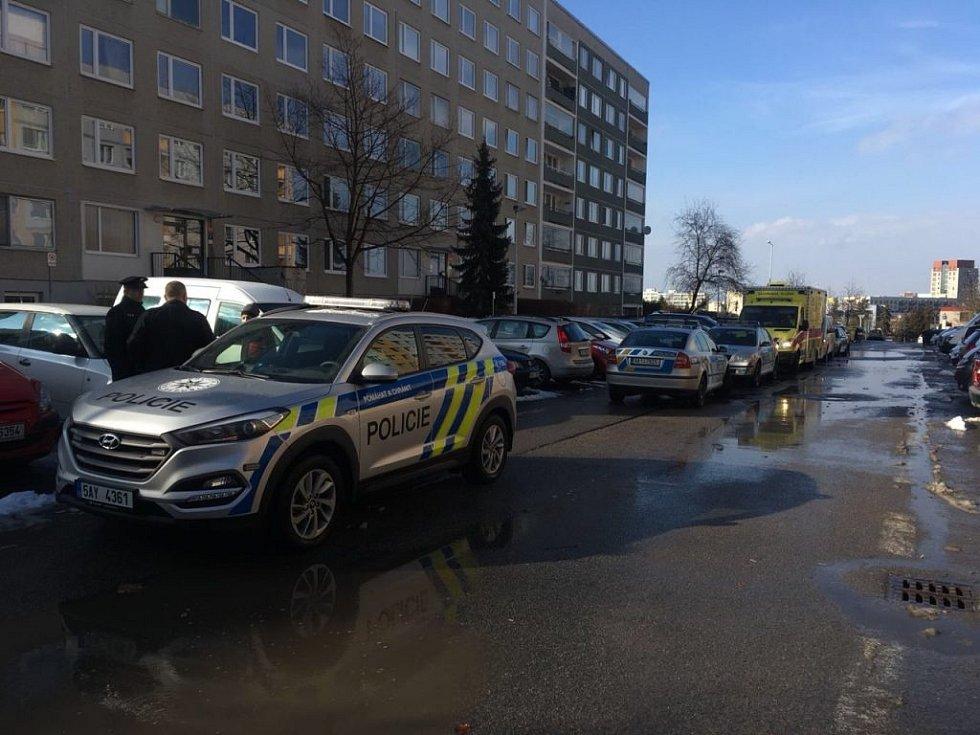 Policie vyšetřovala smrt novorozence ve Stodůlkách