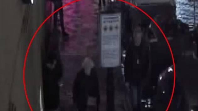 Policie hledá svědka