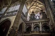 Varhany svatovítské katedrály