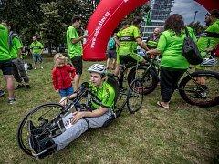 Metrostav handy cyklo maraton 2016.