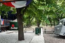Zahradní restaurace v Riegrových sadech bude opět fungovat.