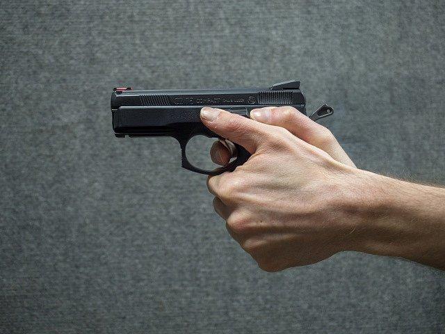 Zbraň. Ilustrační foto.