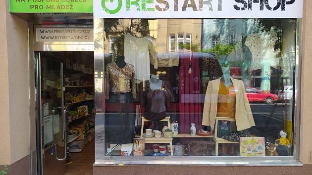Restart Shop.