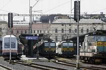 DO PODZEMÍ. Masarykovo nádraží se zatím rušit nebude, je totiž v současné pražské železniční dopravě nenahraditelné. Už nyní se ale hledají možnosti, které by to změnily.