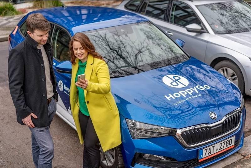 Rozvoj carsharingu patří mezi cíle Klimatického plánu hlavního města do roku 2030.