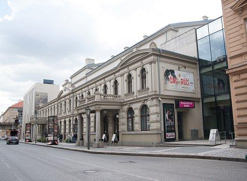 Hudební divadlo Karlín.