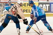 Těžkou úlohu měli slávisté v duelu s Čerty Kladno. V dresu soupeřů nastoupil i Tomáš Plekanec.