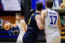 Basketbalisté USK porazili Opavu.