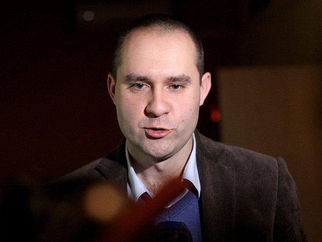 Andrej Čírtek z Unie herního průmyslu.