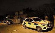 V Hlubočepech zasahovali po uštknutí ženy hadem policisté, záchranáři i strážníci.