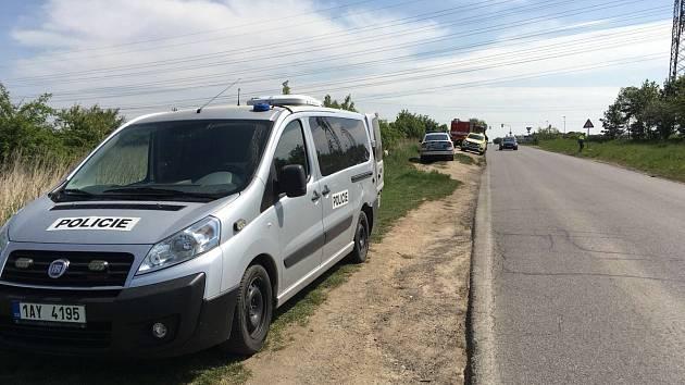 V ulici K Šeberáku byla nalezena munice.
