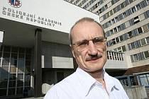 Marián Brzybohatý - děkan Fakulty bezpečnostně právní Policejní akademie ČR
