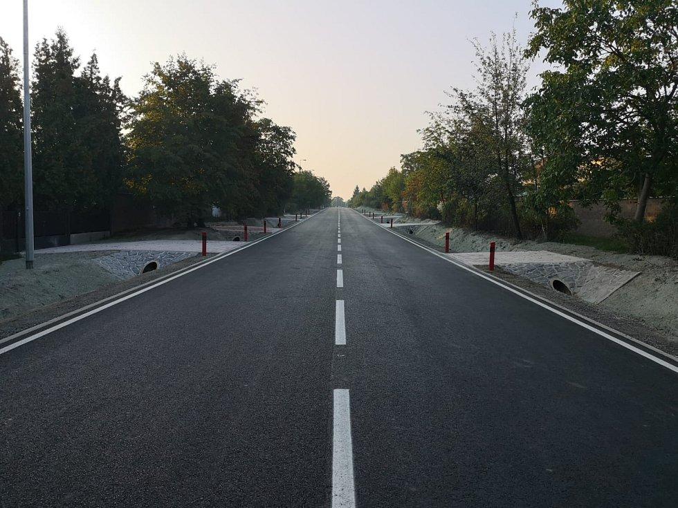 Opravené ulice v Praze. Vídeňská.