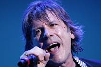 Koncert britské skupiny Iron Maiden v Synot Tip Aréně.