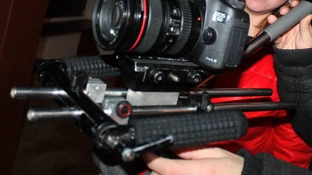 Filmaři. Ilustrační foto.