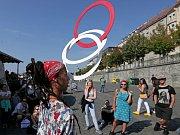 Roma Big Top – CIGI CIGI CIRKUS,workshop klaunského a artistického umění