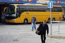 Florenc je nejznámějším pražským ale i českým autobusovým nádražím.