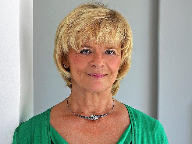 Psycholožka Jana Zapletalová.