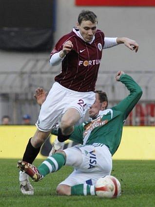 """""""Beru to racionálně, Slavia je pro mě v současné době nejlepší volba,"""" říká Martin Abraham"""