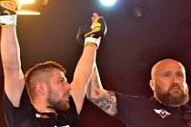 V jediném boji v MMA v rámci večeru bojových umění Heroes Gate 14 zvítězil pražský zápasník Ondřej Skalník (Penta gym).