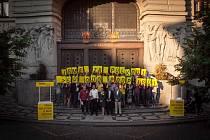 Hnutí Praha sobě sesbíralo 50 tisíc podpisů, pro kandidaturu v komunálních volbách jim však ještě dost chybí.