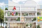 Základní školu Smíchov postaví v rámci projektu Smíchov City architekti z kanadsko-polského studia.