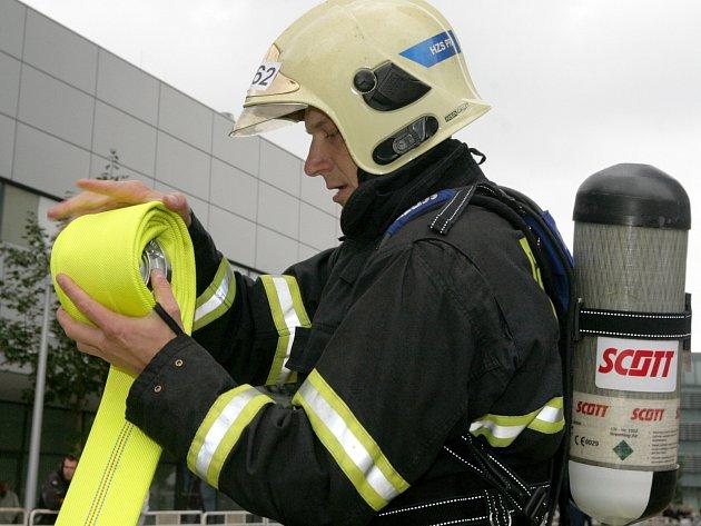 Mezinárodní hasičská soutěž IRON FIREMAN