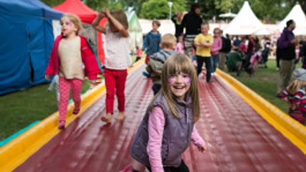 Festival nabídne program i pro malé návštěvníky