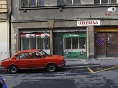 Automobil Škoda. Ilustrační foto.