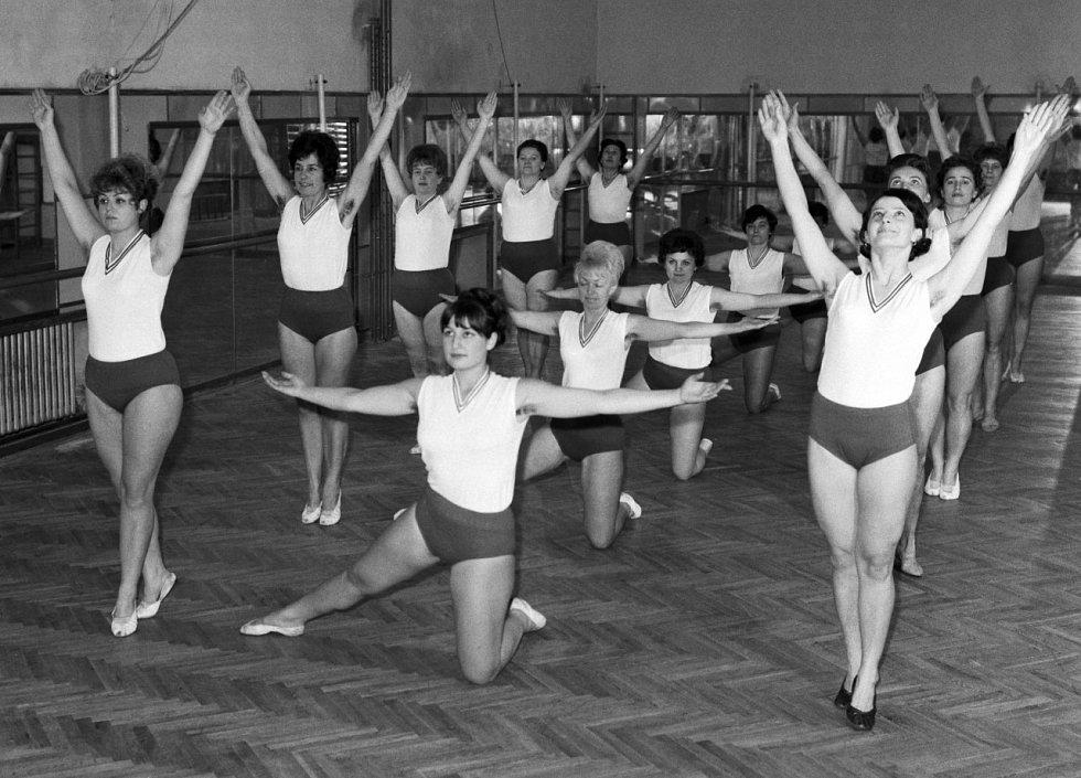 Cvičení – Sokolové cvičili ve Střešovicích již od roku 1885. Po komunistickém převratu však byla jejich tělocvična předána tělovýchovné jednotě Tatran Střešovice. Ta v roce 1969 secvičovala pohybovou průpravu na IV. celostátní Spartakiádu.