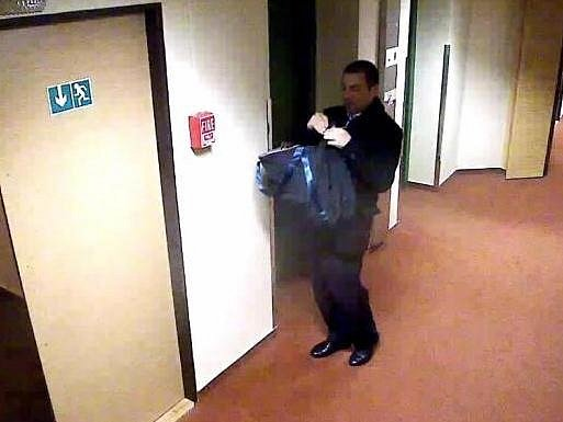 Zloději se vydávali za hotelový personál