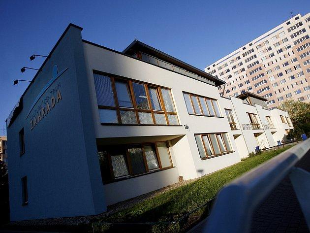 Kulturní centrum Zahrada v Praze 11.