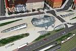 NOVÁ NÁDRAŽÍ. Počítá se s nimi i při plánované modernizaci železniční tratě Praha - Kladno. (Dejvická)