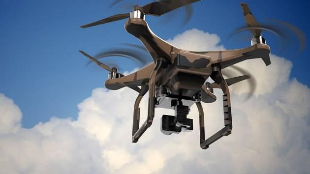 Drony proti dronům. Speciální bezpilotní letouny mají hlídat ... ba4ae4d6b60