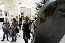 ART PRAGUE 2012, 11.ročník Mezinárodního veletrhu současného umění.
