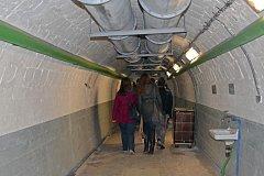 Bunk Folimanka má pancéřované dveře i vlastní studny